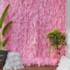 Waterfall Curtain - Candy Pink