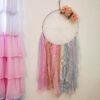 Candy Crush Crochet Dream Catcher